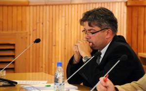 Németh Norbert is sürgeti a laktanya felújítását (Fotó: Melega Krisztián)
