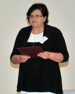Dr. Herczegfalvi dr. Abonyi Etelka (Fotó: Rajki Judit)