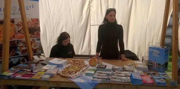 A megyei kiadványokat is bemutatták Sepsiszentgyörgyön (Fotó: megyei önkormányzat)