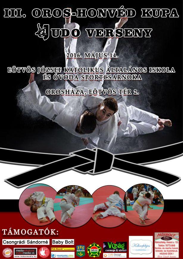 III. OROS-HONVÉD Kupa Judo Verseny  be7e81b088