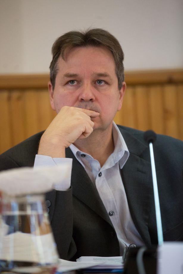Bojtor István alpolgármester Fidesz (klikk a képre) Fotó: Rosta Tibor