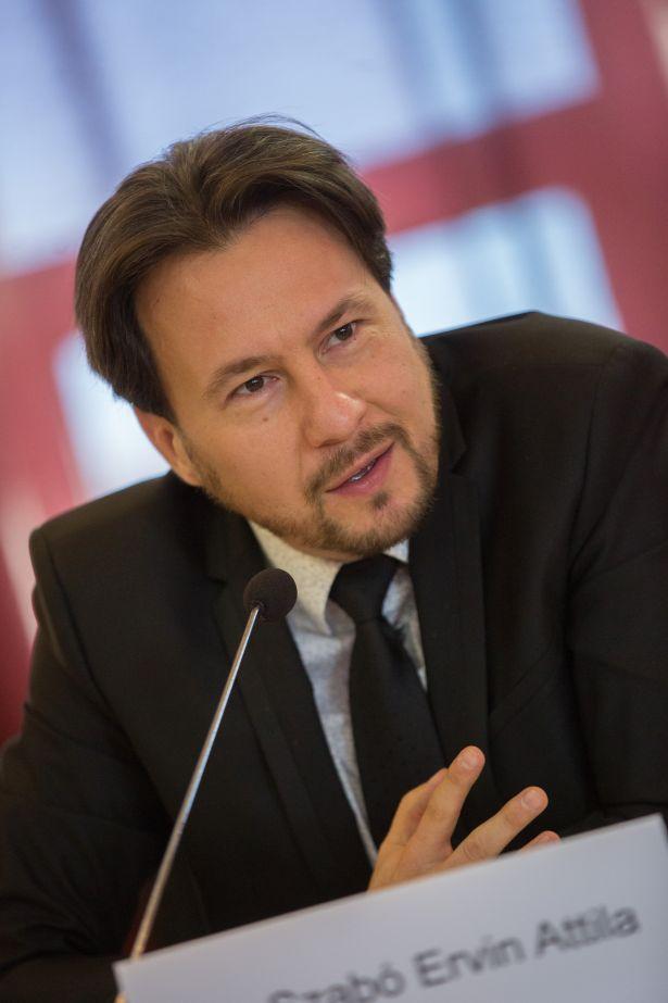 Dr. Szabó Ervin Jobbik (klikk a képre) Fotó: Rosta Tibor