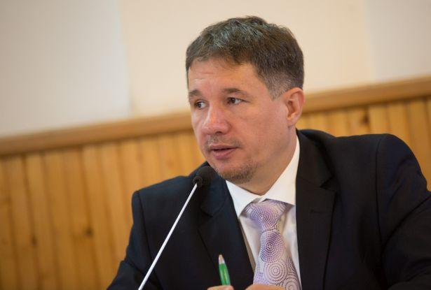 Elekes Lajos alpolgármester Fidesz (klikk a képre) Fotó: Rosta Tibor
