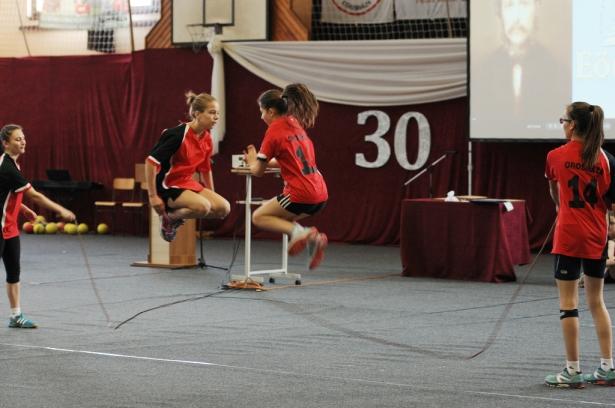 A sport mindig meghatározó volt az Eötvösben (klikk a képre) Fotó: Kecskeméti Krisztina