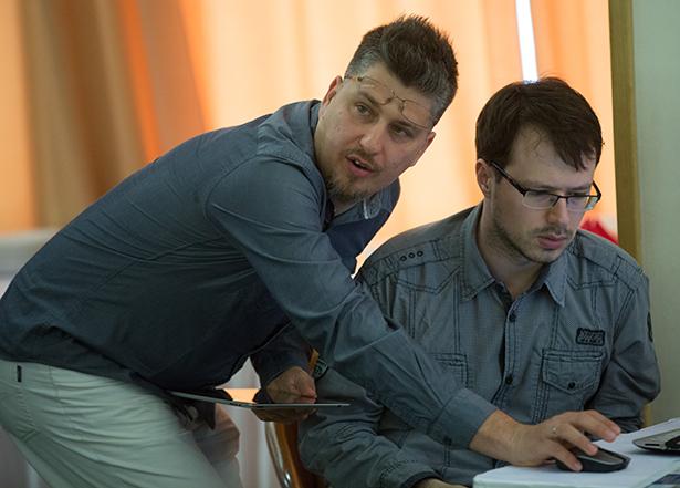 Melega Krisztián Balogh Csaba webes tanácsadóval - online üzemmódban