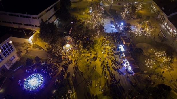 Ünnepelt a város a harmadik vasárnapon is (Fotó: Melega Krisztián)