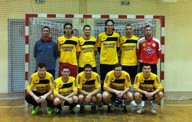 A bajnokság alapszakaszának győztese, a Makk7 (Fotó: egyesület)