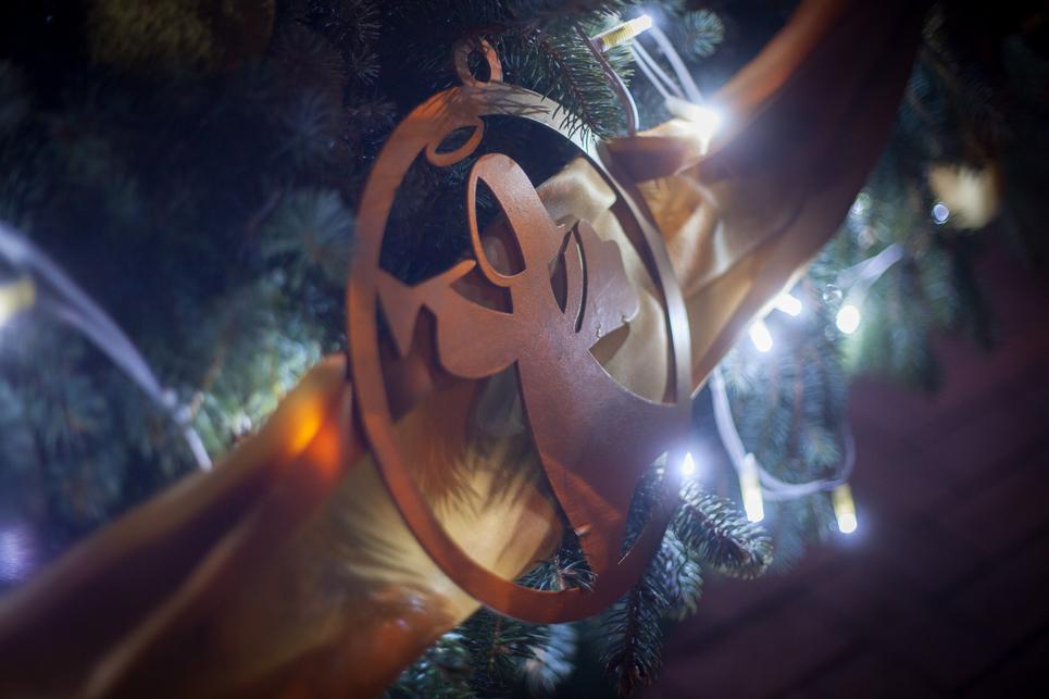 Az utolsó estére minden együtt volt a meghitt ünnephez (Fotó: Palotás Rajmund)