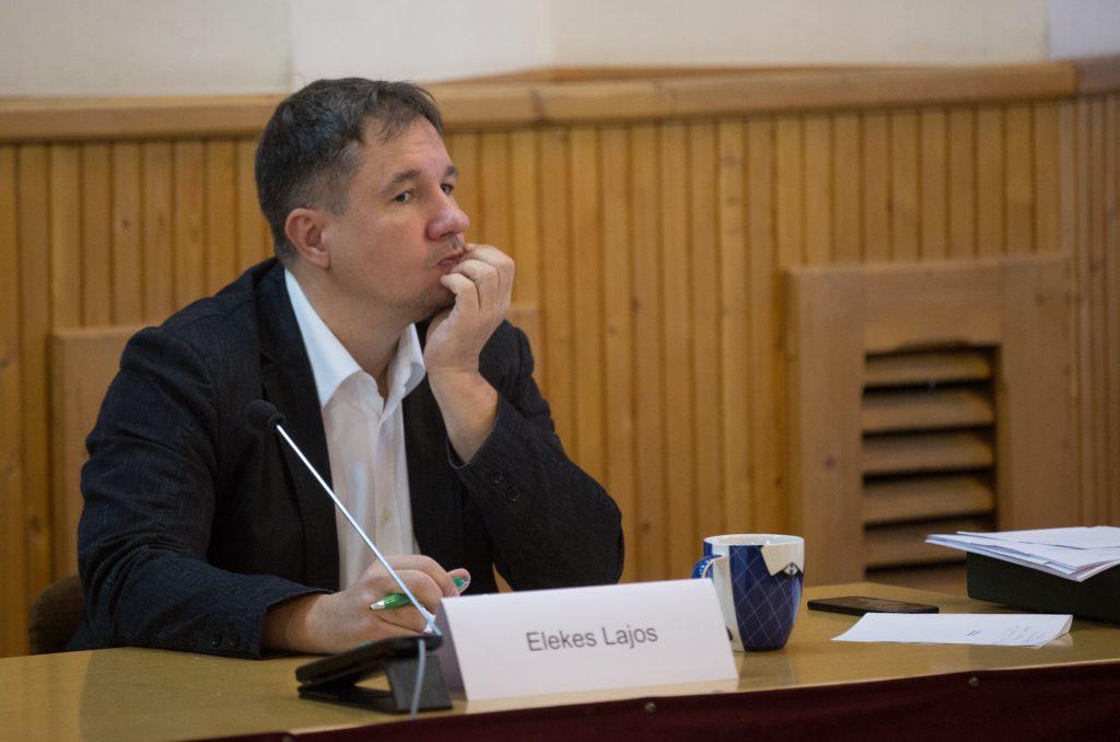 Elekes Lajos alpolgármester szerint a pályázatok miatt is szükséges a Jövő Építők TDM