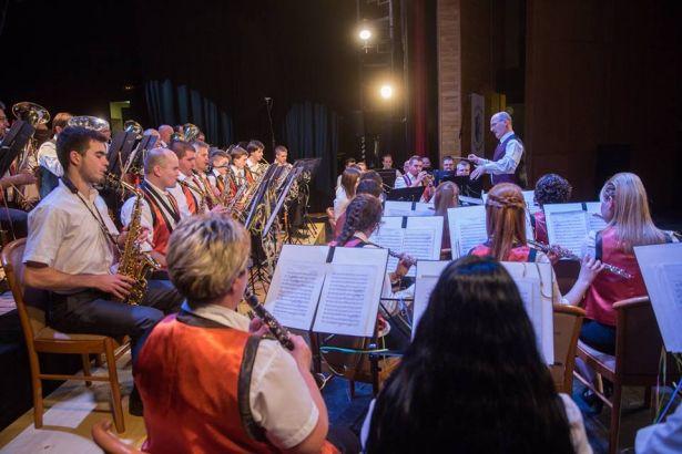 Idén is széles volt a repertoár (klikk a képre) Fotó: Rosta Tibor