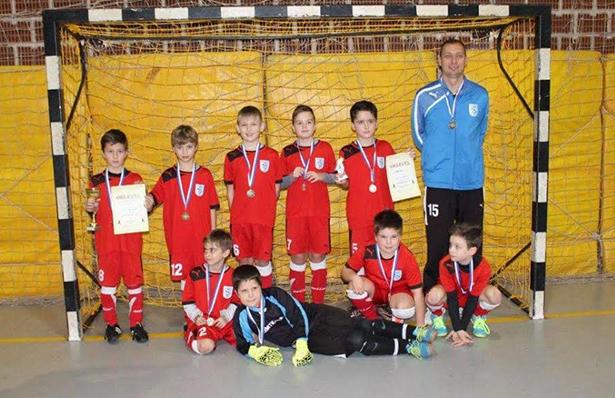 A kupagyőztes csapat (Fotó: egyesület)