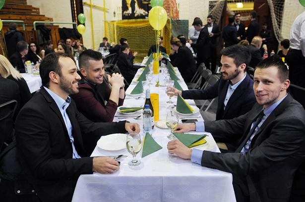 A kézilabda szeretete hozta össze a vendégeket a szombati rendezvényen Fotók: Kecskeméti Krisztina