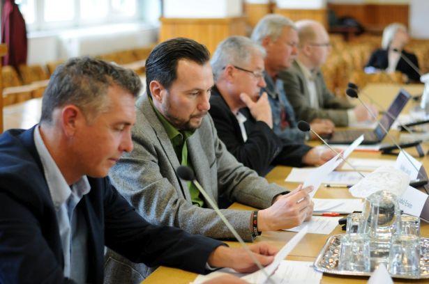 Dr. Szabó Ervin (Jobbik) Fotó: Kecskeméti Krisztina