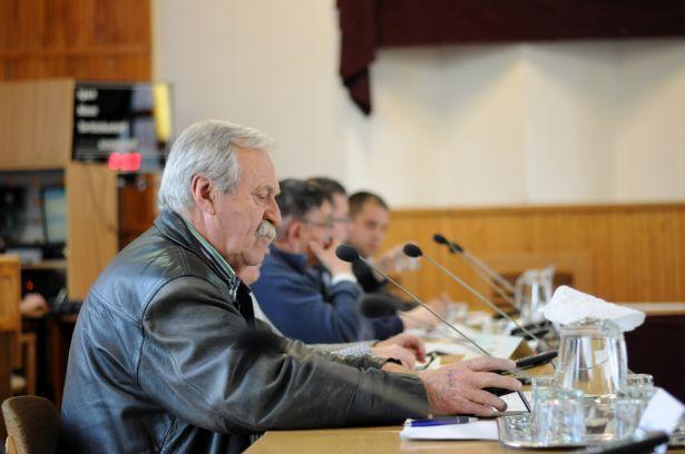 Németh Béla (Fidesz) Fotó: Kecskeméti Krisztina