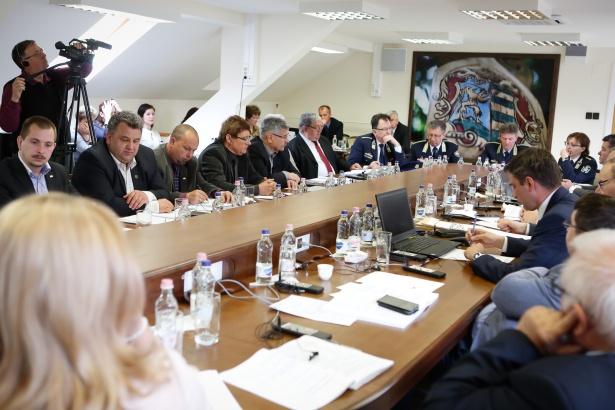 Az uniós támogatással megvalósuló projekteket ismertették (Fotó: Zentai Péter)