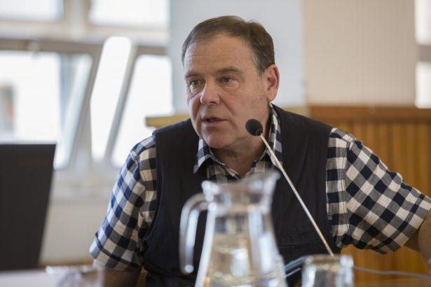 Dr. Szabó Péter (klikk a képre) Fotó: Rosta Tibor
