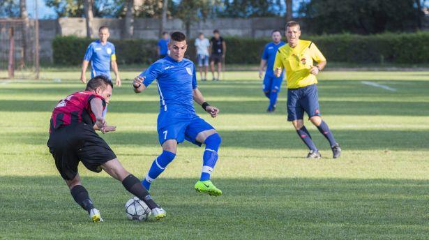 Mucsi remekül játszott, gólpasszal és góllal is hozzájárult a győzelemhez (Fotó: Rosta Tibor)