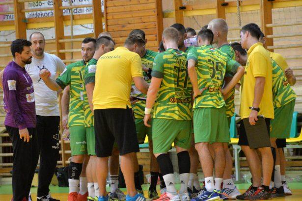 Veretlenül jutott a csapat a hazai torna döntőjébe (klikk a képre) Fotó: Kecskeméti Krisztina