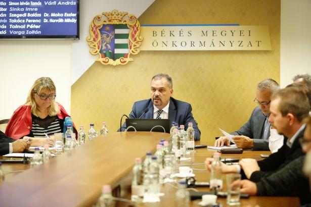 A Békés Megyei Önkormányzat projektrésze megközelíti a 2 milliárd forintot (Fotó: Zentai Péter)