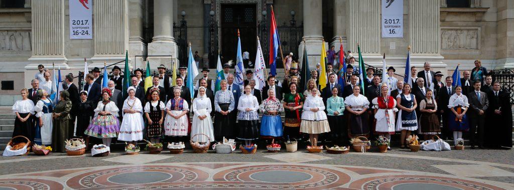 A települések képviselői (Fotó: Zentai Péter)