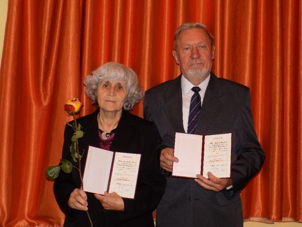 Bánkiné Dr. Borbély Mária és Bánki-Horváth Sándor