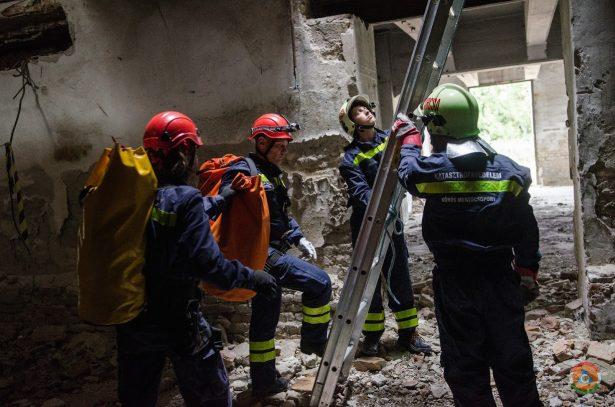 Számtalan szimulált helyzetet megoldottak a mentőcsoport tagjai (Fotó: Körös Mentőcsoport Média)