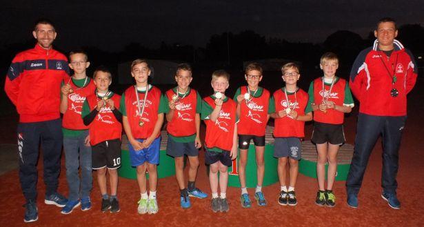 A győztes csapat (Fotó: iskola)