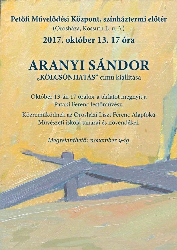 171010_aranyi_sandor_kiallitas_plakat