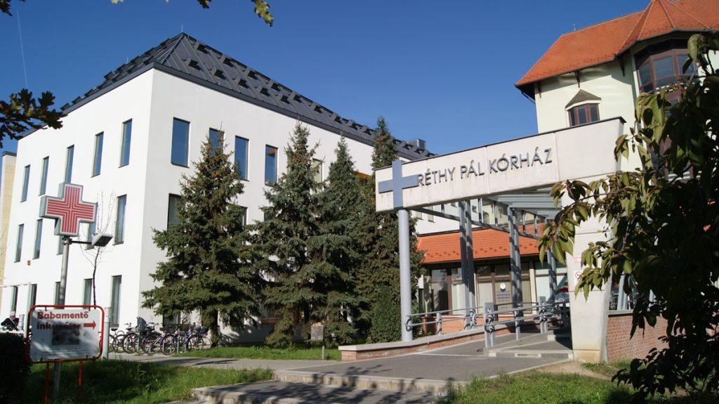 városi kórház 2 szemészeti osztályának áttekintése)